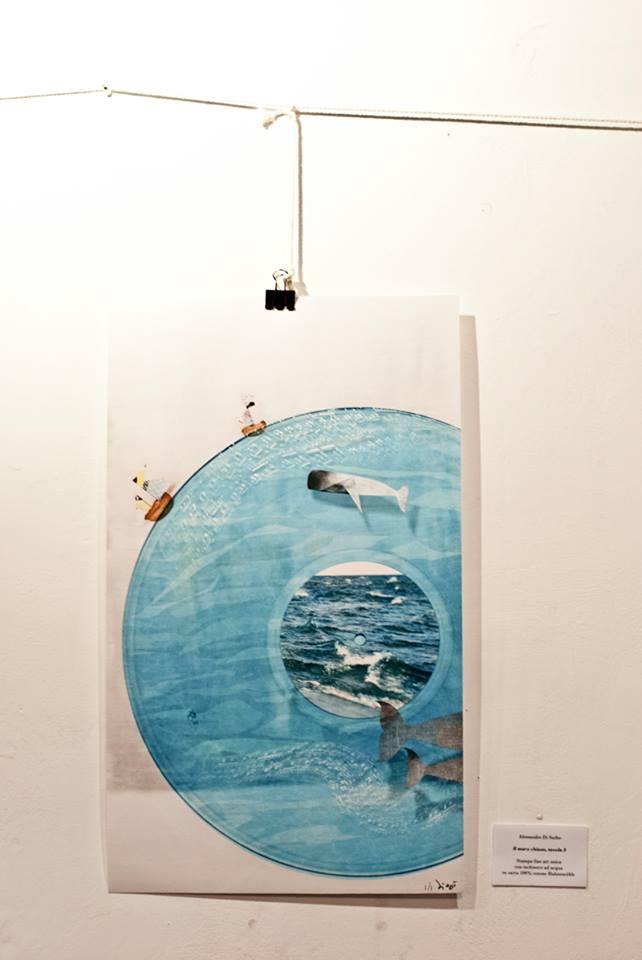 mare chiuso in mostra