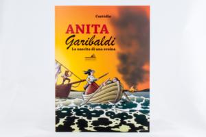 Anita Garibaldi @ Più Libri