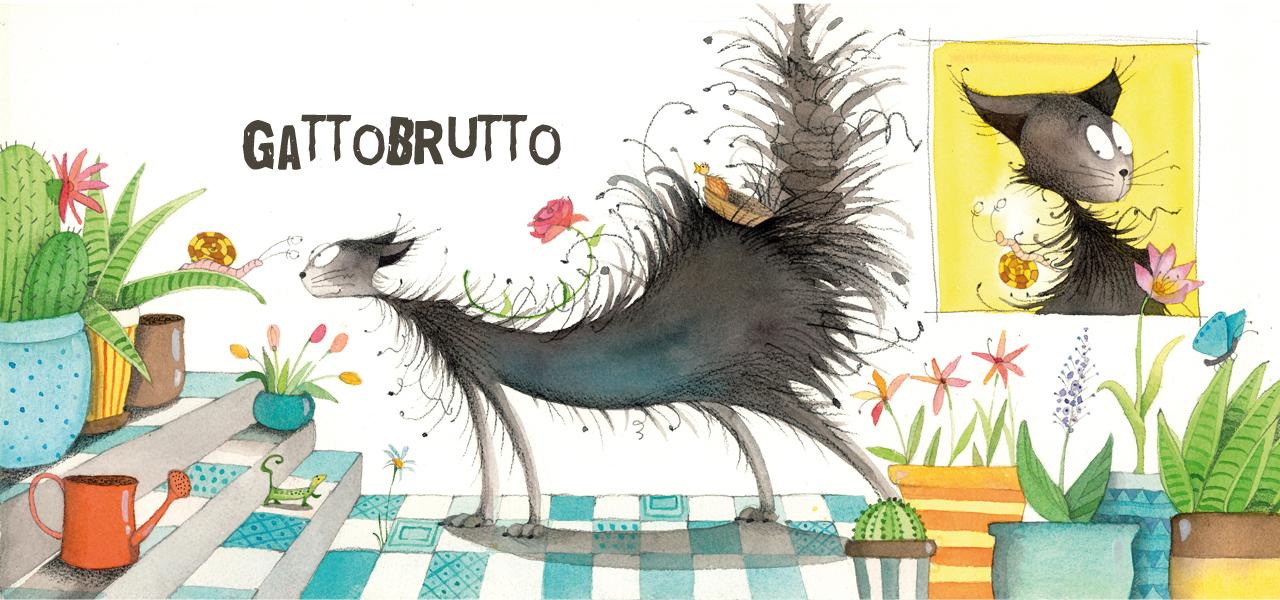Banner Gattobrutto