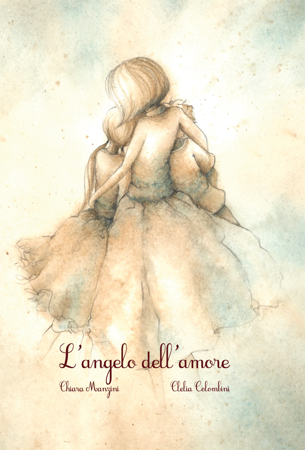 Copertina Angelo dell'amore tracciati