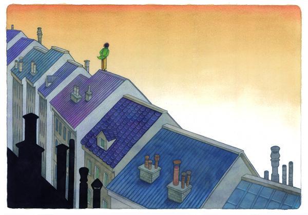 Uomo dei tetti 5